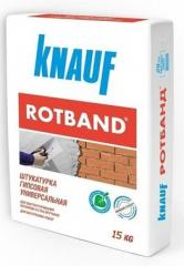 Шпатлевка гипсовая Knauf Rotband 15 кг