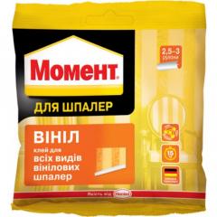 Клей для обоев Момент Флизелин 250 г (25-30 м2)