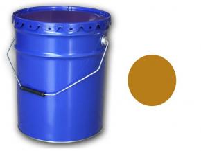 Эмаль для пола ПФ-266 Farbex Желто-коричневая  50 кг