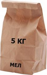 Мел тонкодисперсионный     5 кг