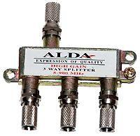 Сплиттер (делитель) ALDA 1-3