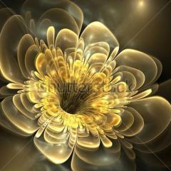 фотообои 3D Векторные цветы 160122290
