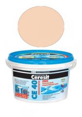 CE 40,2кг водостойкий кремовый (с)