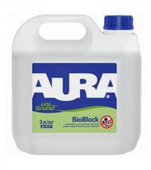 Грунтовка AURA Unigrund Bio Blok 5л