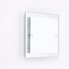 Светильник стеклянный НББ Аква 2*60Вт Е27 300 мм (31200)