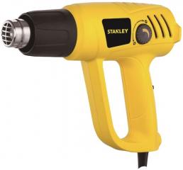 Фен технчний 2 кВт темпер.реж.450-600С m = 0.8кгSTXH2000 Stanley