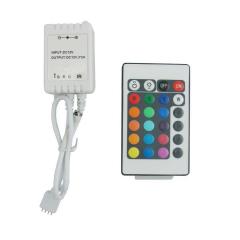 Контроллер для светодиодной ленты RGB OEM 6A-IR-24