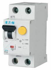 Автомат дифференциальный EATON MOELLER 16А
