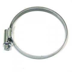Хомут-зажим металлический  80-100мм 1 шт