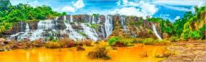 фотообои Африканская река 7390