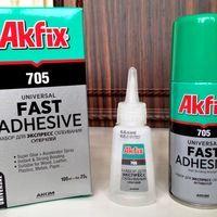Клей AKFIX универсальный  100мл 705