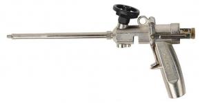 Пистолет для пены тефлон. покрытие держ. баллона, клапана и ствола Зубр Профессионал 4-06877