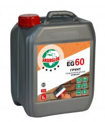 Грунтовка  Anserglob EG-60 5 л глубокого проникновения