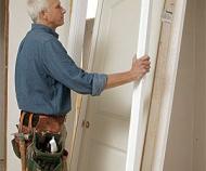 Установка межкомнатных дверей своими руками.