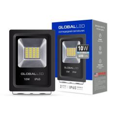 Прожектор 10W светодиодный LED Global 6000К/5000K (1060)
