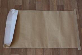 Мешок для мусора 0,55х0,45м (полипропилен-бумага)