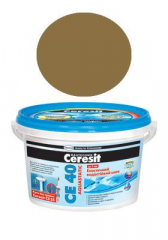 CE 40,2кг водостойкий сиена (с)