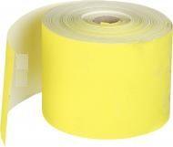 Наждачная бумага в рулоне 115мм, 1м 120 желтая (на бумажной основе) A.T.T. 6062005
