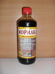 Морилка спиртовая Красное дерево  0,4 л  СтартНов