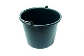 Ведро  12л пластиковое строительное круглое Favorit 04-400