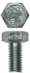 Болт метрический с полной резьбой с шестигранной головкой М04х10 мм  [ключ7]