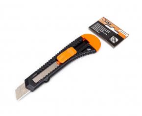 Нож 18мм  прорез. Polax 23-001